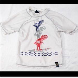 Charlie Rocket Wear dinosaur 24 month top